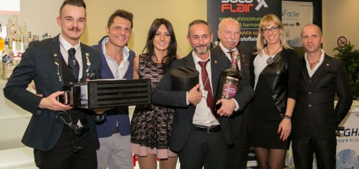 I vincitori della International Bartender Competition
